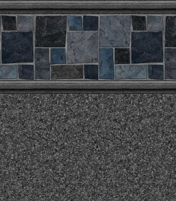 Courtstone/Natural Grey - 27 Mil