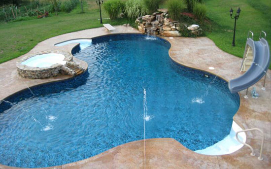 About Ridge Water Pools