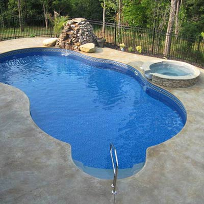Vinyl Lined Swimming Pools