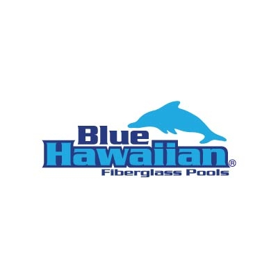 Blue Hawaiian Fiberglass Pools®